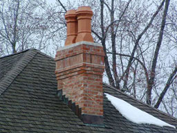 Chimneys and Chimney Pots