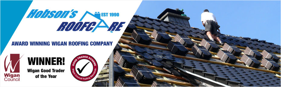 Roofing Company in Wigan